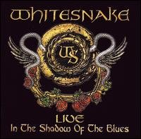 whitesnake - live in the shadow of the blues CD double 2008 icarus spv 24 tracks - used mint