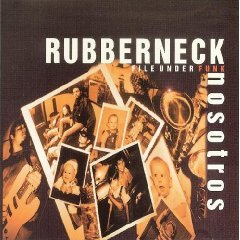 rubberneck - nosotros CD 1995 funkefeel locals only - used mint