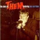 them - the story of them featuring van morrison CD 2-disc 1997 polygram BMG Dir. used mint