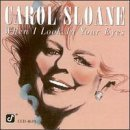carol sloane - when i look in your eyes CD 1994 concord jazz 13 tracks used mint