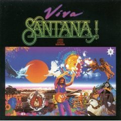 santana - viva santana! CD 2-disc set 1988 CBS used mint