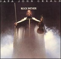papa john creach - rock father CD 1976 kama sutra buddah 1992 unidisc - used mint