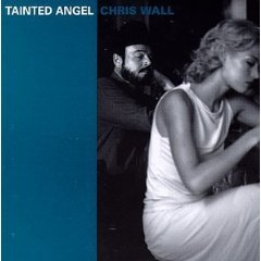 chris wall - tainted angel CD 1998 cold spring 11 tracks used mint