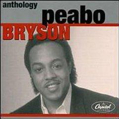 peabo bryson - anthology CD 2-disc set 2001 capitol 30 tracks used mint