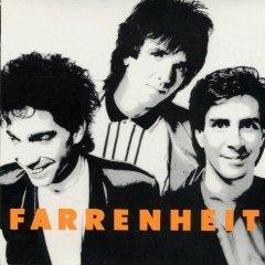 farrenheit - farrenheit CD 1987 warner bros 11 tracks used very good