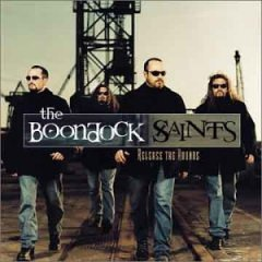 the boondock saints - release the hounds CD 2000 atlantic used mint