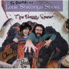 four shillings short - the boggy spew CD 1998 13 tracks new factory sealed