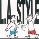 l.a. style - self-titled CD 1993 arista used near mint