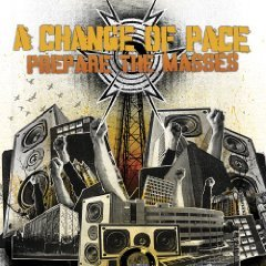 a change of pace - prepare the masses CD 2006 immortal used mint barcode punched