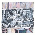 toad the wet sprocket - bread and circus CD 1989 CBS abe's used mint