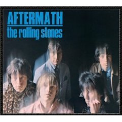 the rolling stones - aftermath CD 1966 2002 abkco SACD in digipak made in japan used very good