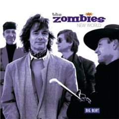 the zombies - new world 2003 big beat UK used mint