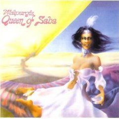 walpurgis - queen of saba CD 1999 zyx ohr made in germany new factory sealed