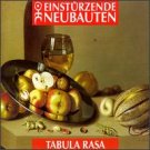 Einsturzende Neubauten - tabula rasa CD 1993 mute used very good condition