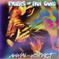 tygers of pan tang - animal instinct CD 2008 livewire 11 tracks used mint