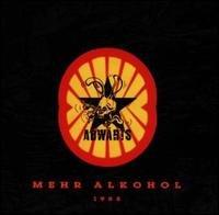 abwarts - mehr alkohol CD 1988 normal germany used good