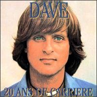dave - 20 ans de carriere CD 1995 sony france versailles used mint