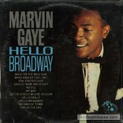 marvin gaye - hello broadway CD 1964 1992 motown 11 tracks used mint