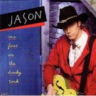 jason - one foot in the honky tonk CD 1992 liberty used mint slit in the side of rear liner