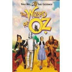 wizard of oz DVD 1939 1999 warner turner used mint