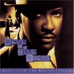 devil in a blue dress - music from the motion picture CD 1995 sony used mint