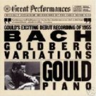 bach goldberg variations - glenn gould piano CD 1983 CBS new factory sealed