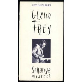 strange weather - glenn frey live in dublin VHS 1992 MCA 88 min used mint
