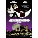 moonlighting - the pilot DVD 2000 ABC anchor bay 93 minutes used mint