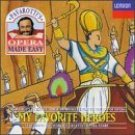 povarotti's opera made easy - my favorite heroes CD 1994 polygram used mint