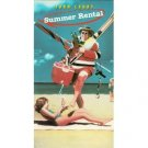 summer rental starring john candy VHS 1985 paramount color 87 min used mint