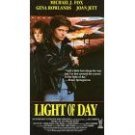 light of day - michael j fox gena rowlands joan jett VHS 1987 107 min used