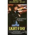 light of day - michael j fox gena rowlands joan jett VHS 1987 107 min used