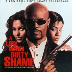 low down dirty shame - original motion picture soundtrack CD 1994 jive mint