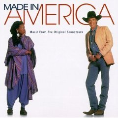 made in america - music from the original soundtrack CD 1993 elektra used mint