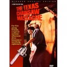 the texas chainsaw massacre - tobe hopper, director DVD 1998 pioneer used mint