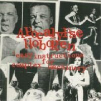 apocalypse hoboken - easy instructions for complex machinery CD 1996 johann's face used mint