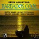 peter appleyard - barbados cool CD 1991 concord jazz 10 tracks used mint
