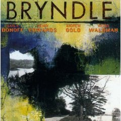 bryndle - bryndle CD 1995 music masters used mint barcode punched