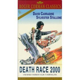 death race 2000 VHS 1975 1996 new horizon color 78 minutes used mint