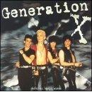 generation x - original debut album CD 1978 chrysalis 1996 EMI made in UK used mint