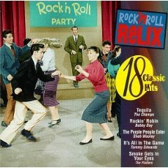 rock 'n roll relix 1958 - 18 classic hits CD 1997 eclipse used mint