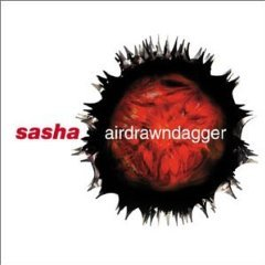 sasha - airdrawndagger CD 2002 kinetic used near mint