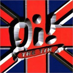 oi! the tin CD limited edition metal tin no. 1727 of 3000 1997 harry may used near mint
