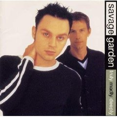 savage garden - truly madly deeply CD 1998 sony japan used mint