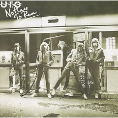UFO - no place to run CD 1999 chrysalis 2000 EMI made in japan used mint no obi strip