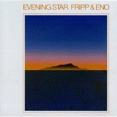 fripp & eno - evening star CD 1975 1988 EG caroline used mint