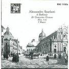 alessandro scarlatti - 6 sinfonie di concerto grosso nos.1-6 - I musici CD 1981 polygram 1986 MHS