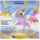 alleluia - chorale settings by michael praetorius CD 1986 newport classic