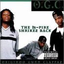 OGC originoo gunn clappaz - the m-pire shrikez back CD1999 priority used mint