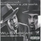 wu-syndicate - myalansky & joe mafia CD 1999 priority used mint